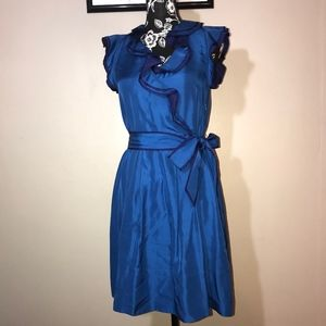 Marc by Marc Jacobs Ruffle Silk Dress 2